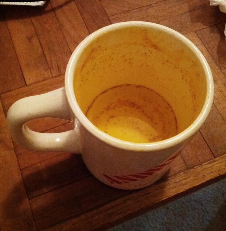 Tenacious Turmeric Tea