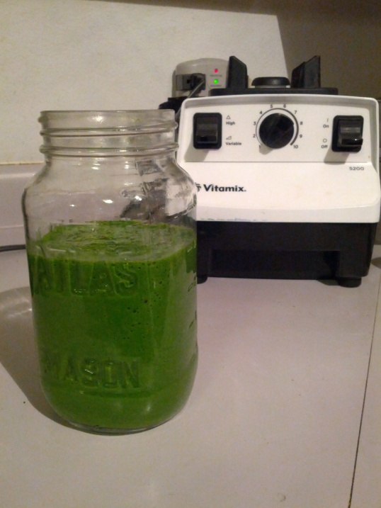 Green Smoothie DONE