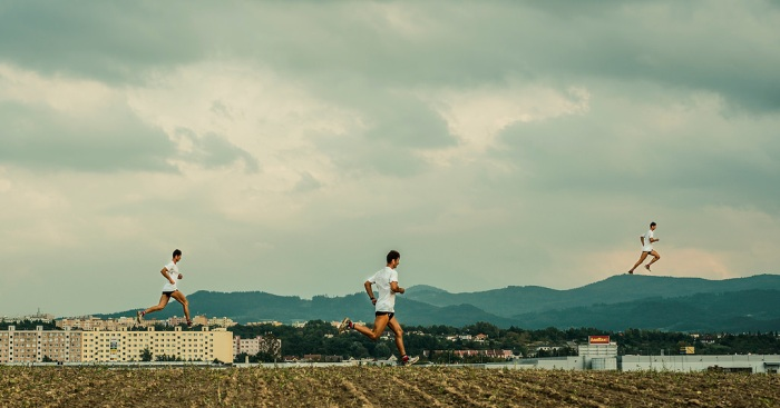 Running, dreaming. Photo by Vanda Mesiarikova via Creative Commons