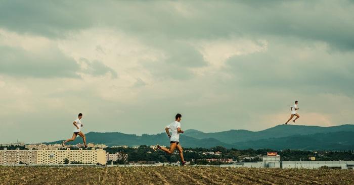 Running, dreaming. Photo by Vanda Mesiarikova via Creative Commons